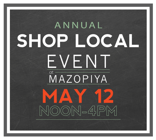 ANNUAL SHOP LOCAL EVENT | MAY 12 | NOON - 4PM