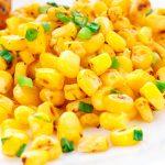 corn scallion salad
