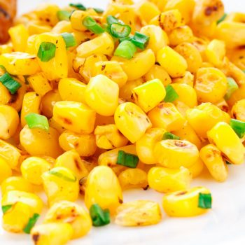 corn scallion salad