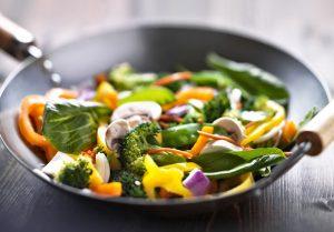 Vegan Stir Fry Basics