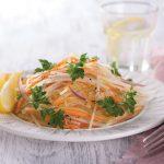 Apple Kohlrabi Salad recipe
