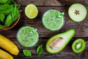 Raw Vegan Green Smoothies