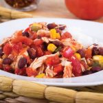 chicken taco soup recipe