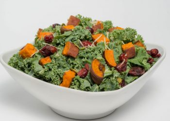 Kale Harvest Salad