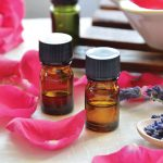 diy lavender rose bath soak
