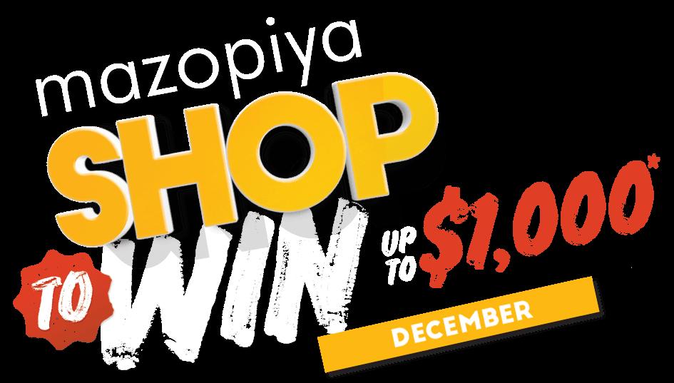 Mazopiya Shop To Win