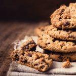 Gluten-Free Espresso Crunch Cookies