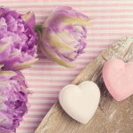 DIY Heart-Shaped Bath Bombs