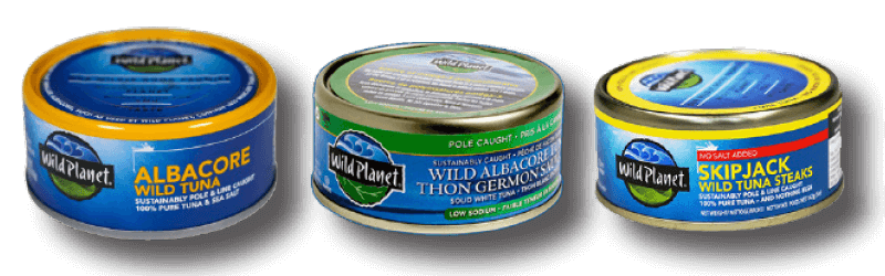 Wild Planet Canned Fish