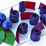 Very Berry Fruit Leather