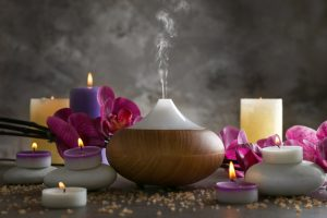 Essential Oils for Stress & Relaxation