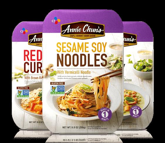 Annie Chun's Asian Cuisine