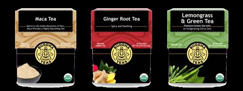 Buddha Teas Organic Herbal Tea
