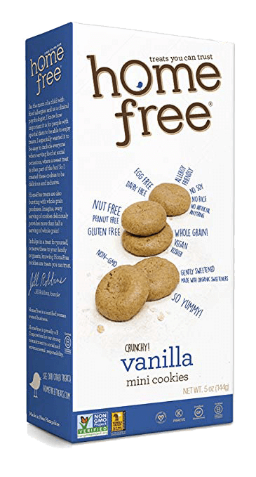 HomeFree Mini Cookies