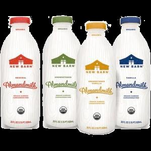 New Barn Organic Almondmilk