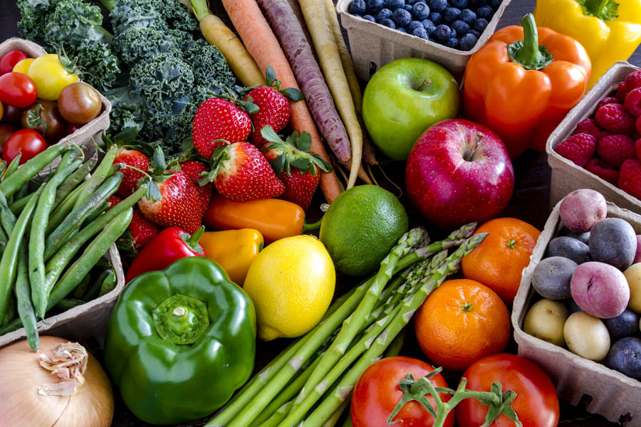 Introduction to Raw Foods