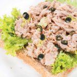 Artichoke and Ripe Olive Tuna Salad