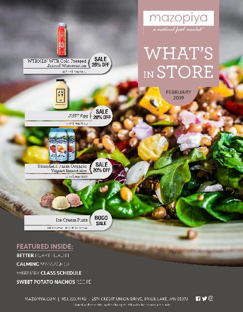 Mazopiya What's In Store Feb 2019