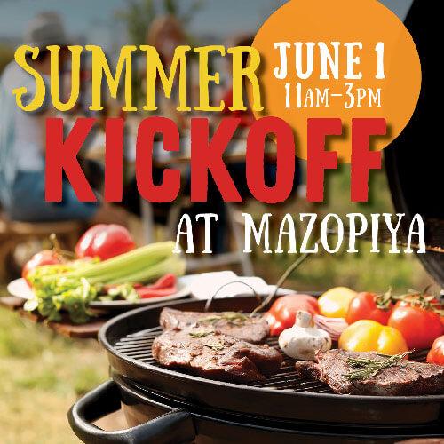 Summer Kickoff at Mazopiya