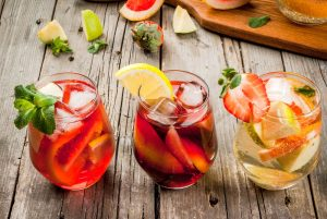 Refreshing Summer Mocktails