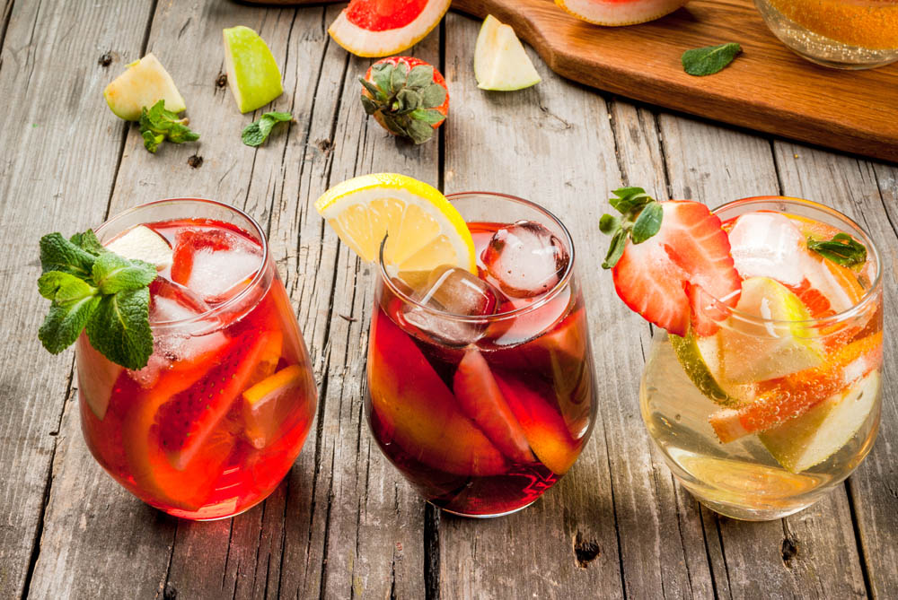 Refreshing Summer Mocktails