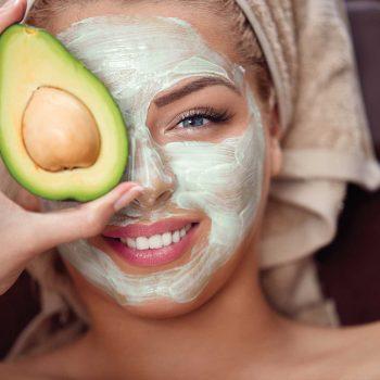 DIY Avocado Face Mask