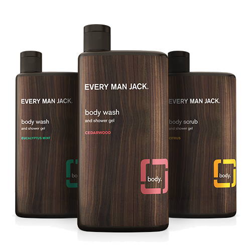 Every Man Jack Products