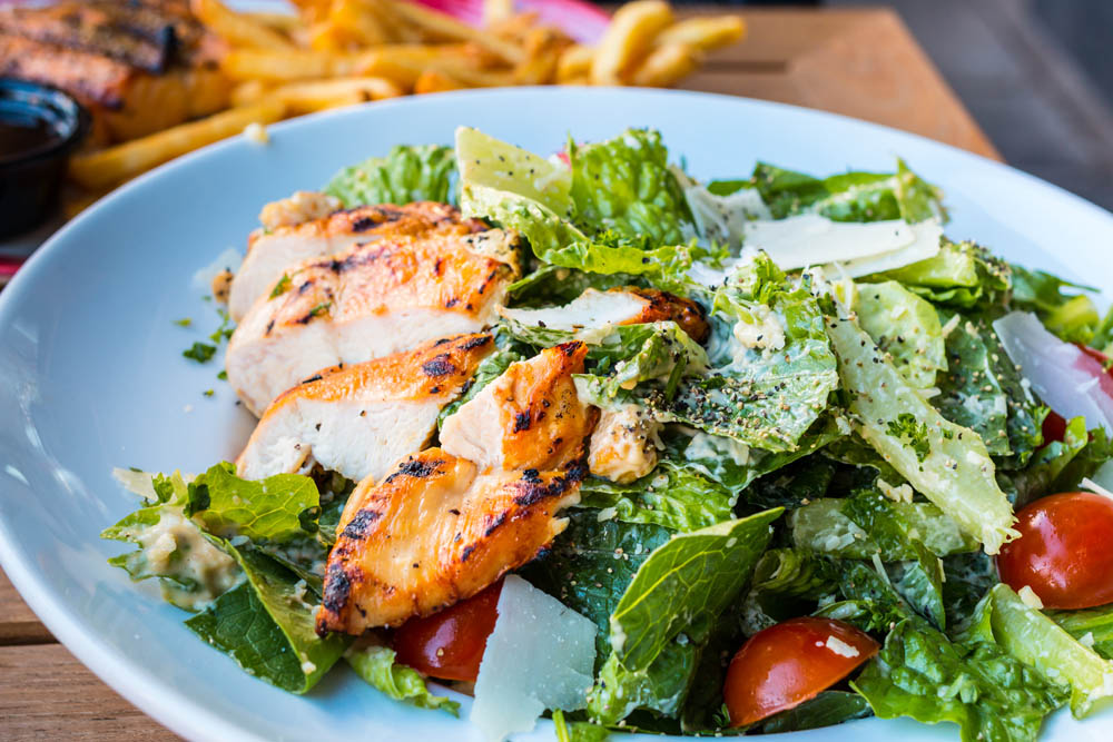 Summer Salads and Dressings
