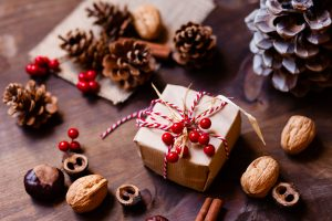 DIY Essential Oil Holiday Gifts Workshop Class Image