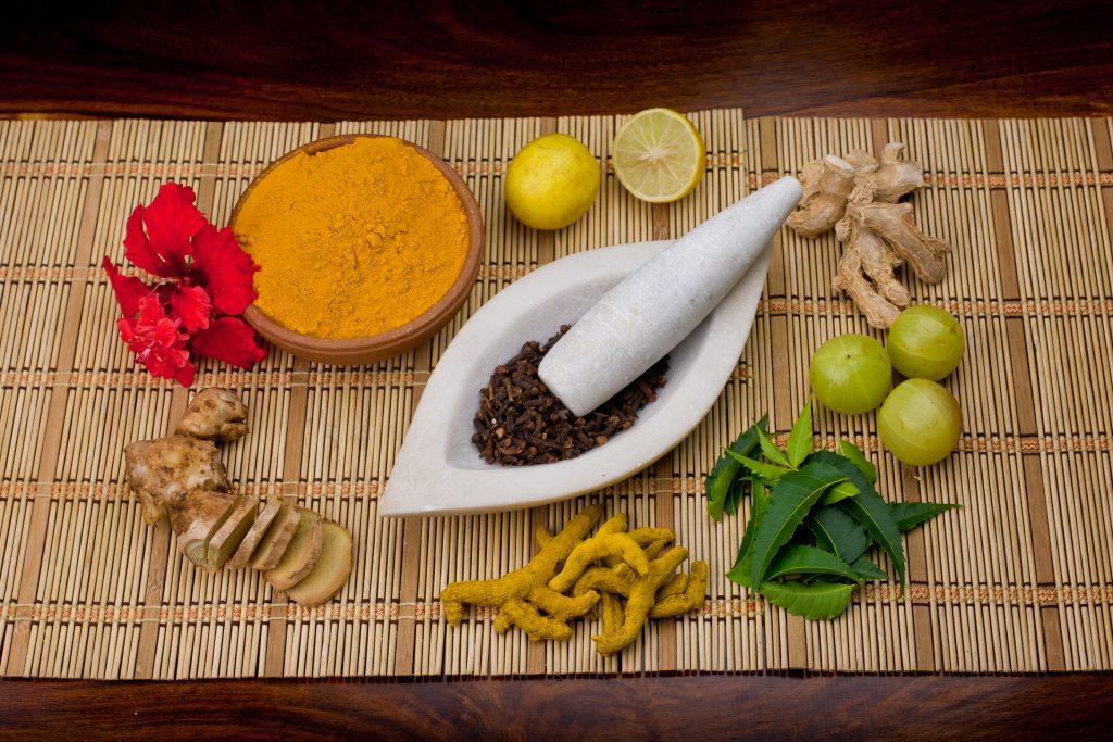 The 6 Tastes of Ayurveda