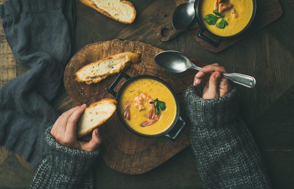Winter Vegan Soups Class Image