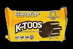 Kinnikinnick KinniToos Sandwich Cookies
