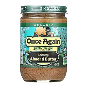 Once Again Almond Butter