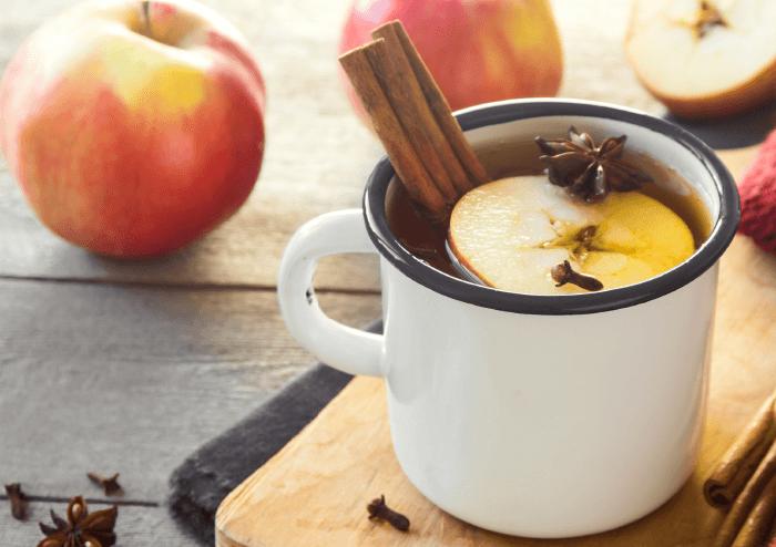 Caramel Spiced Apple Cide