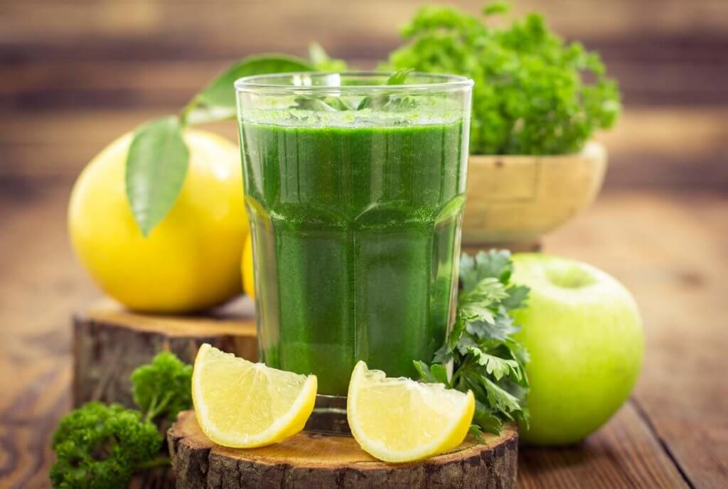 Spring Detox with a raw diet