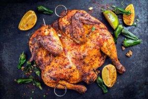 Triple Play Chicken