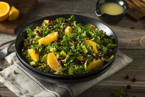 Winter Salad Dressings