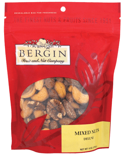 Bergin Fruit and Nut Company Deluxe Mixed Nuts