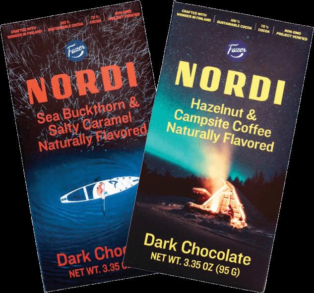 Fazer Nordi Chocolates
