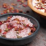 Soothing Rose Petal Bath Soak