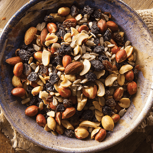 Bergin Fruit and Nut Company Raw Organic Trail Mix