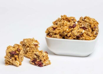 Cranberry Crunch Bites Product Image