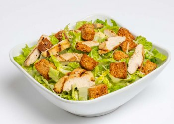 Grilled Chicken Caesar Salad Product Image