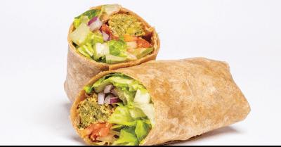 Falafel Wrap Product Image