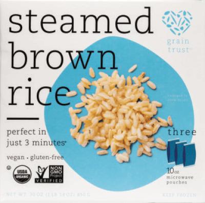 Grain Trust Frozen Rice Product Image