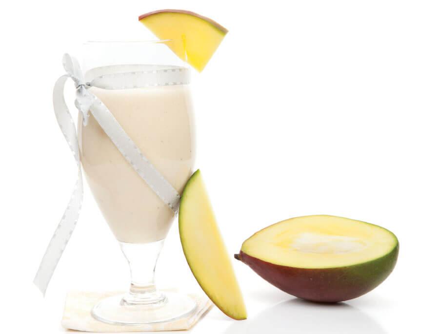 Frozen Mango Lassi