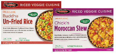 Seapoint Farms Riced Veggie Cuisine Product Image