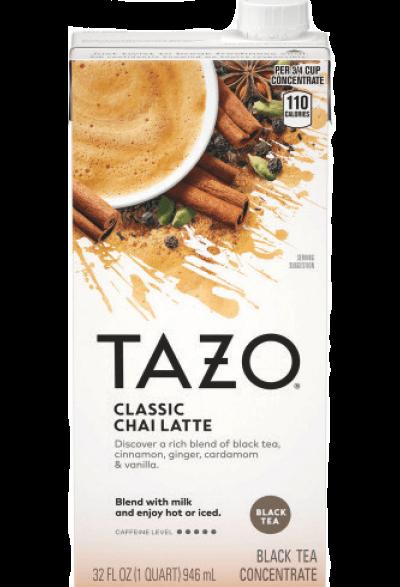 TAZO Chai Tea Concentrate Product Image