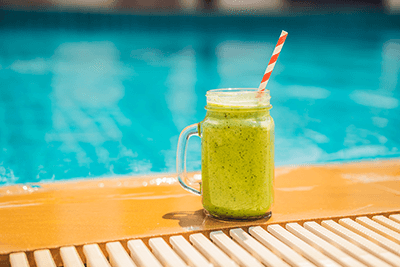 The Poolside Smoothie
